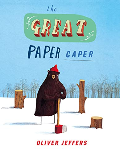 9780007294589: The Great Paper Caper (Book & CD)