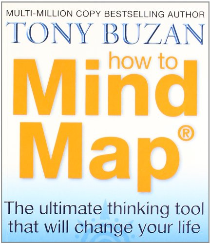 9780007294602: How to Mind Map: The Ultimate Thinking Tool That Will Change Your Life