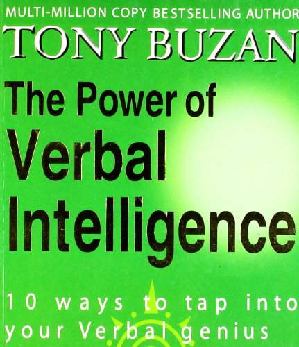 9780007294626: The Power Of Verbal Interlligence: 10 Ways To Tap into Your Verbal Genius