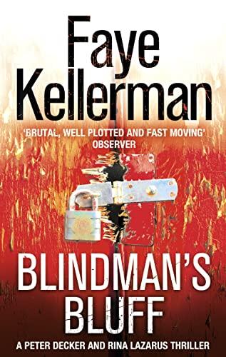 9780007295609: Blindman's Bluff