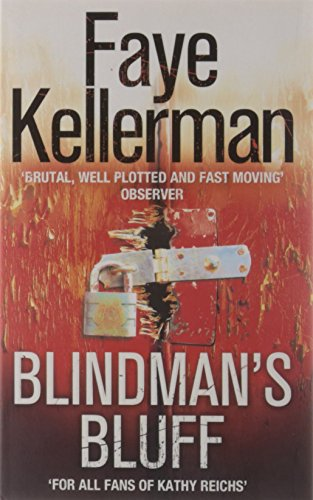 9780007295616: Blindman's Bluff (Peter Decker and Rina Lazarus Crime Thrillers)