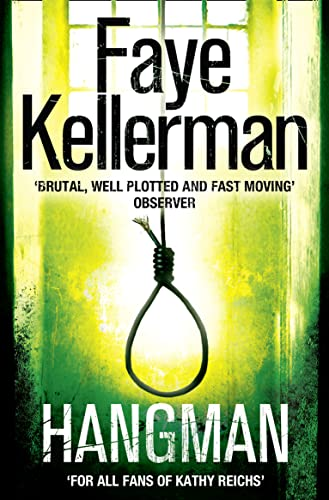 9780007295685: Hangman (Peter Decker and Rina Lazarus Crime Thrillers)
