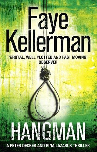 9780007295708: Hangman (Peter Decker and Rina Lazarus Crime Thrillers)