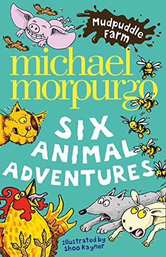 9780007296668: Mudpuddle Farm: Six Animal Adventures