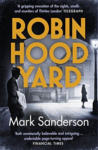 9780007296842: Robin Hood Yard