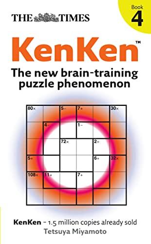 9780007297139: The Times KenKen Book 4 (Bk. 4)