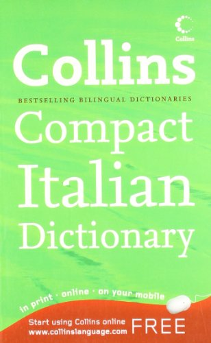 9780007298853: Collins Compact - Collins Italian Compact Dictionary