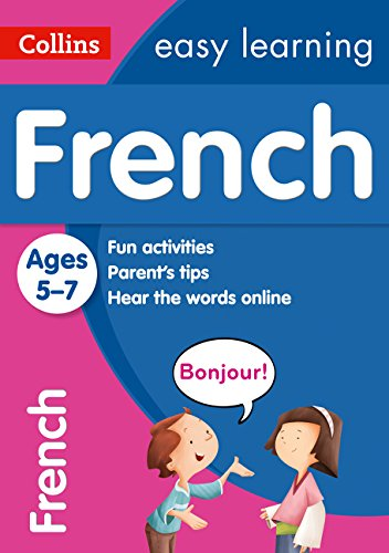 9780007298860: Easy Learning French: Age 5-7 (Collins Easy Learning Age 5-7)