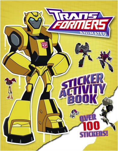 9780007298877: Sticker Book (Transformers Animated)