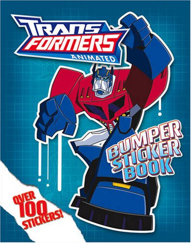 9780007298891: Transformers Animated - Bumper Sticker Book