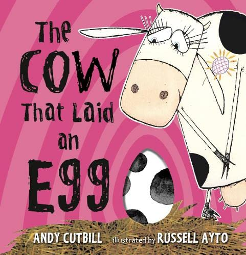 9780007299102: The Cow That Laid An Egg (Book & CD)