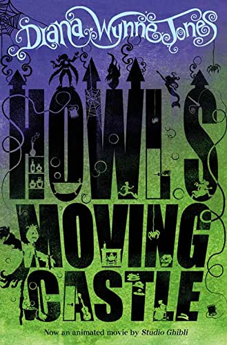 Howl's Moving Castle (Paperback)