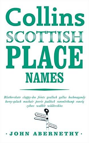 9780007299478: Collins Scottish Place Names