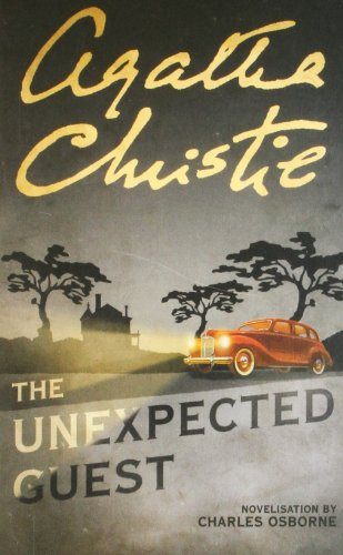 9780007299508: Agatha Christie: Unexpected Guest [Paperback] [Jan 01, 2015] AGATHA CHRISTIE