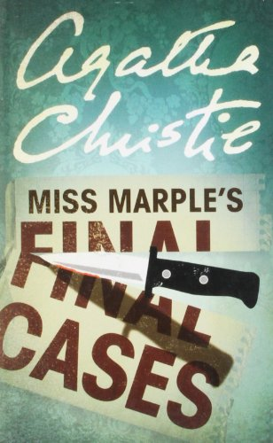9780007299522: Agatha Christie - Miss Marple Final Cases