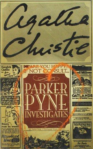 9780007299591: Agatha Christie - Parker Pyne Investigates
