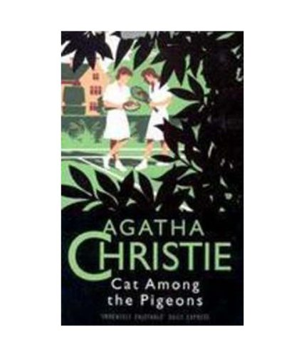 9780007299744: Agatha Christie: Cat Among Pigeons