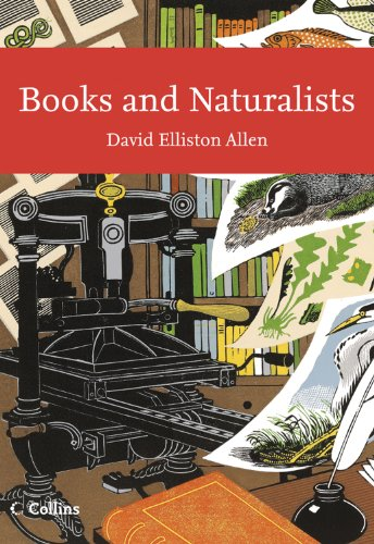9780007300174: Books and Naturalists (Collins New Naturalist)