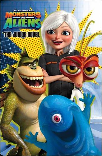 9780007300181: Monsters Vs Aliens - Novel