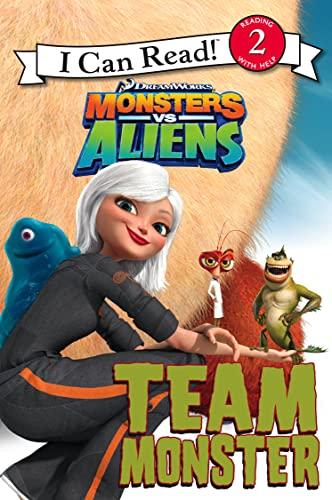 9780007300235: Monsters vs Aliens - Team Monster: Bk. 2