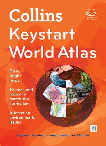World Atlas (Collins Keystart) (9780007300501) by Stephen Scoffham; Collins Maps