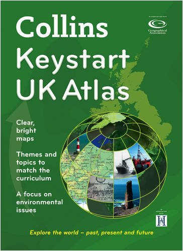 9780007300518: UK Atlas (Collins Keystart)