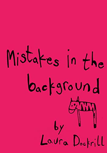 9780007300594: Mistakes in the Background
