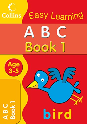 9780007300853: ABC Age 3–5: Book 1 (Collins Easy Learning Age 3-5)