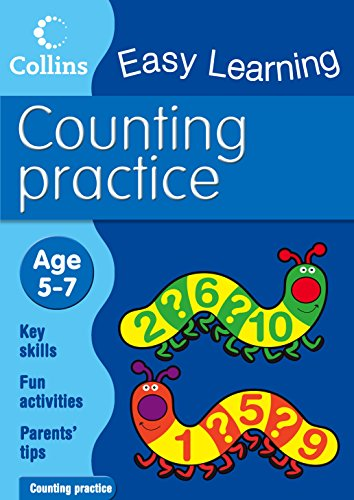 9780007300952: Counting Practice (Collins Easy Learning Age 5-7)