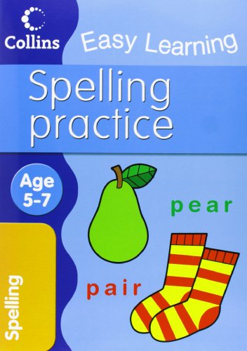 9780007300969: Spelling Practice: Age 5-7 (Collins Easy Learning Age 5-7)