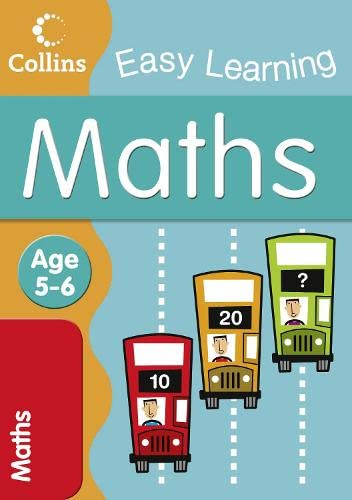 9780007300983: Maths: Age 5-6 (Collins Easy Learning Age 5-7)
