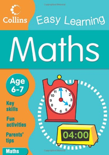 9780007300990: Collins Easy Learning - Maths: Age 6-7