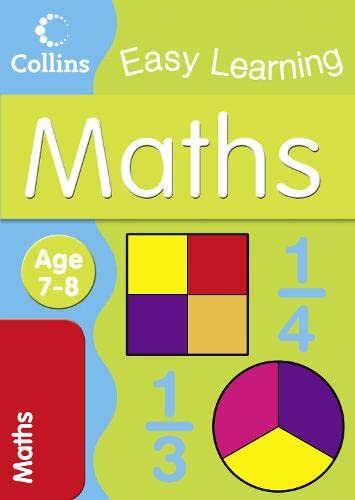 9780007301003: COLLINS EASY LEARNING - MATHS: AGE 7-8