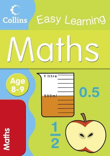 9780007301010: Maths: Age 8-9 (Collins Easy Learning Age 7-11)