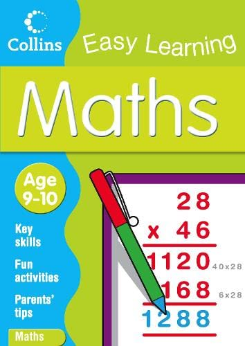 9780007301027: Collins Easy Learning - Maths: Age 9-10