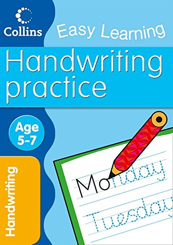 9780007301034: Handwriting Practice: Age 5?7 (Collins Easy Learning Age 5-7)