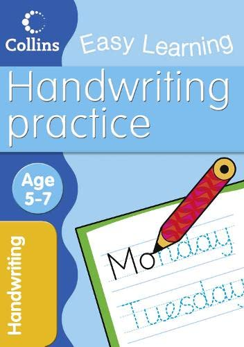 9780007301034: Handwriting Practice (Collins Easy Learning Age 5-7)