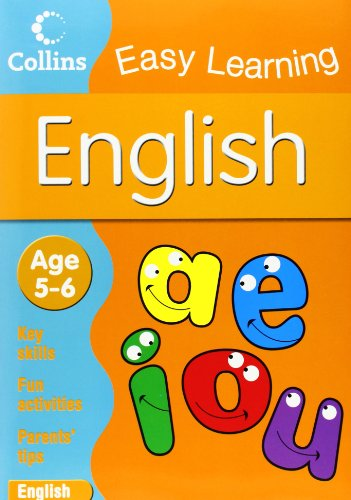 9780007301058: English: Age 5?6 (Collins Easy Learning Age 5-7)