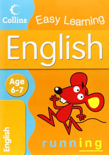 9780007301065: English: Age 6-7 (Collins Easy Learning Age 5-7)