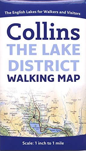 9780007301133: Lake District Map