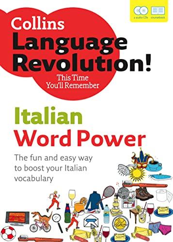 9780007302178: Word Power Italian (Collins Language Revolution)