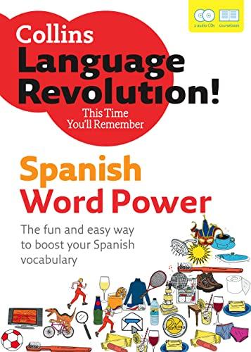 9780007302185: Word Power Spanish (Collins Language Revolution)