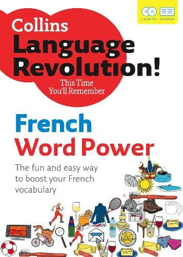 9780007302192: Word Power French (Collins Language Revolution!)