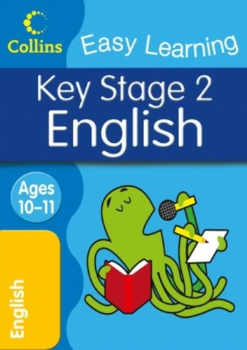 9780007302369: Collins Easy Learning  - Key Stage 2 English: Age 10-11