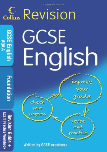 9780007302444: GCSE English Foundation: Revision Guide + Exam Practice Workbook (Collins GCSE Revision)