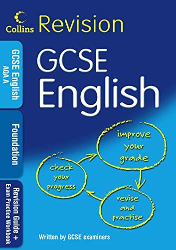 9780007302444: GCSE English Foundation: Revision Guide + Exam Practice Workbook (Collins GCSE Revision)