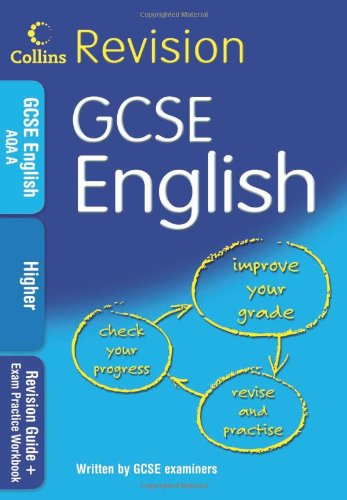 9780007302451: GCSE English Higher: Revision Guide + Exam Practice Workbook (Collins KS3 Revision)