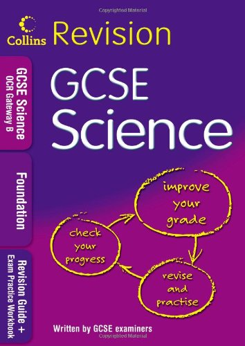 9780007302475: GCSE Science OCR: Foundation: Revision Guide + Exam Practice Workbook (Collins GCSE Revision)