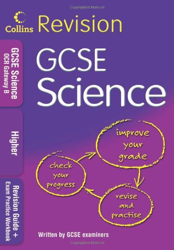 9780007302482: GCSE Science OCR: Higher: Revision Guide + Exam Practice Workbook (Collins GCSE Revision)