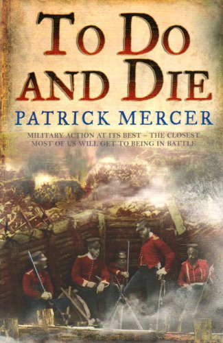 To Do and Die: Mercer, Patrick
